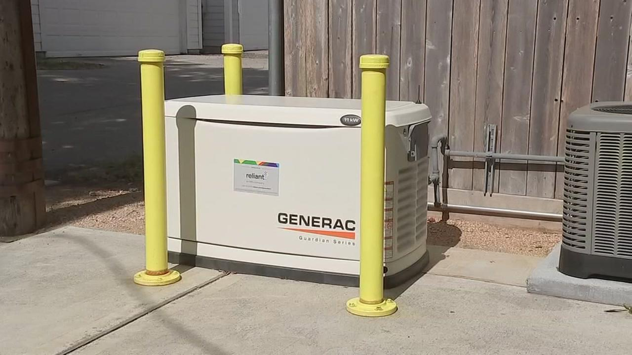 Hurricane prepping with home generators