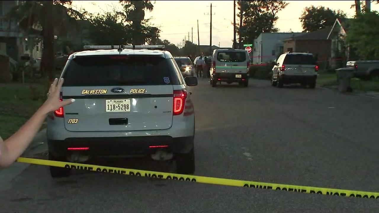 Fatal officer involved shooting in Galveston
