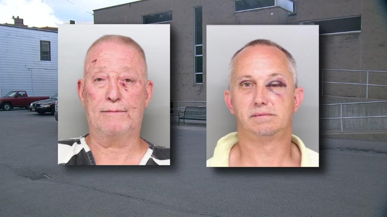 Mayor and husband jailed