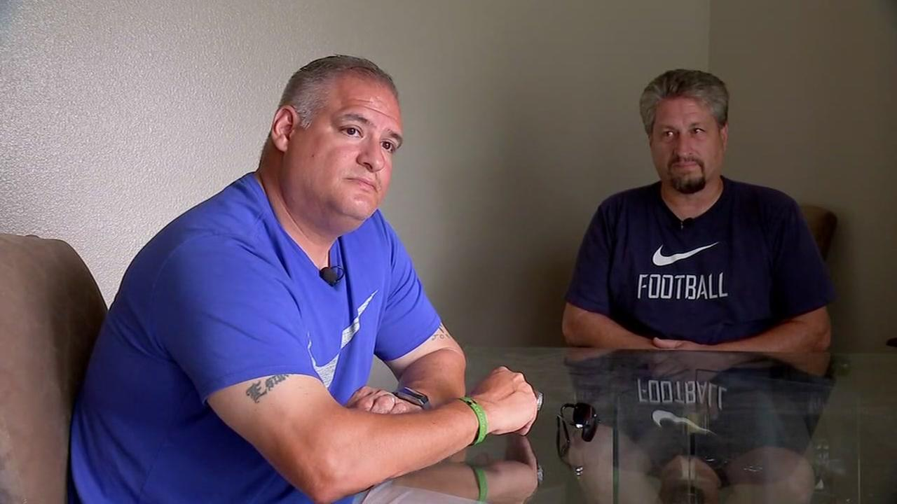 Santa Fe officer now lifelong friends with husband of teacher he saved