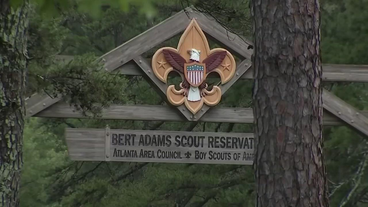 Falling tree kills Boy Scout from Cypress at Georgia campsite
