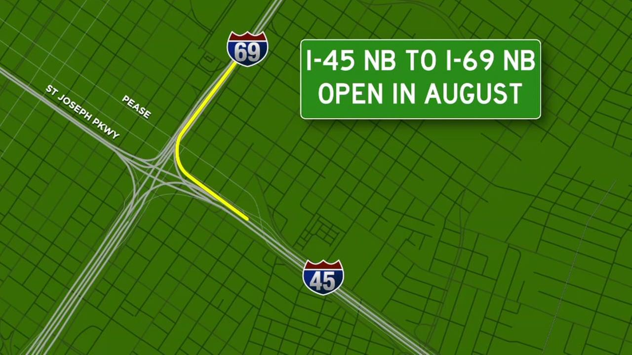PLAN AHEAD: Major construction starting soon on Gulf Fwy in downtown Houston