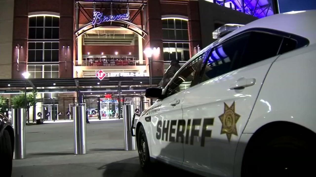 Body found in freezer at Braves stadium