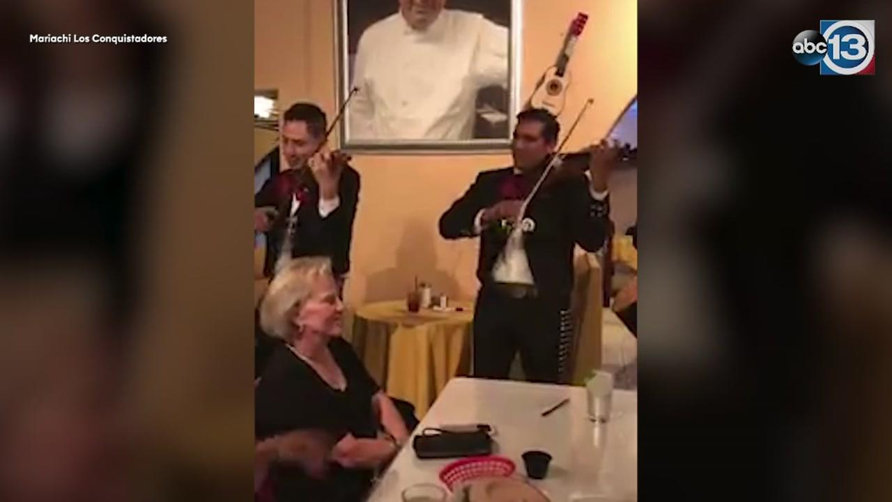San Antonio mariachi band going viral over bluegrass cover