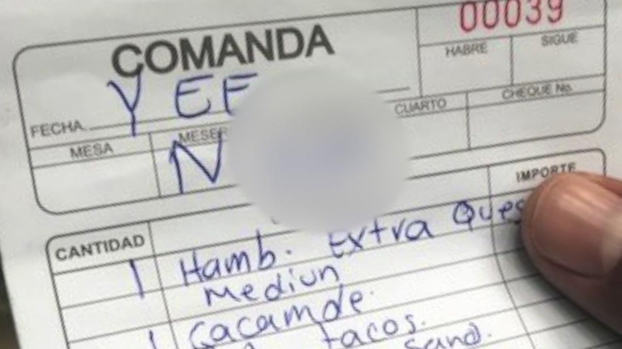 Guests find N-word on receipt at resort