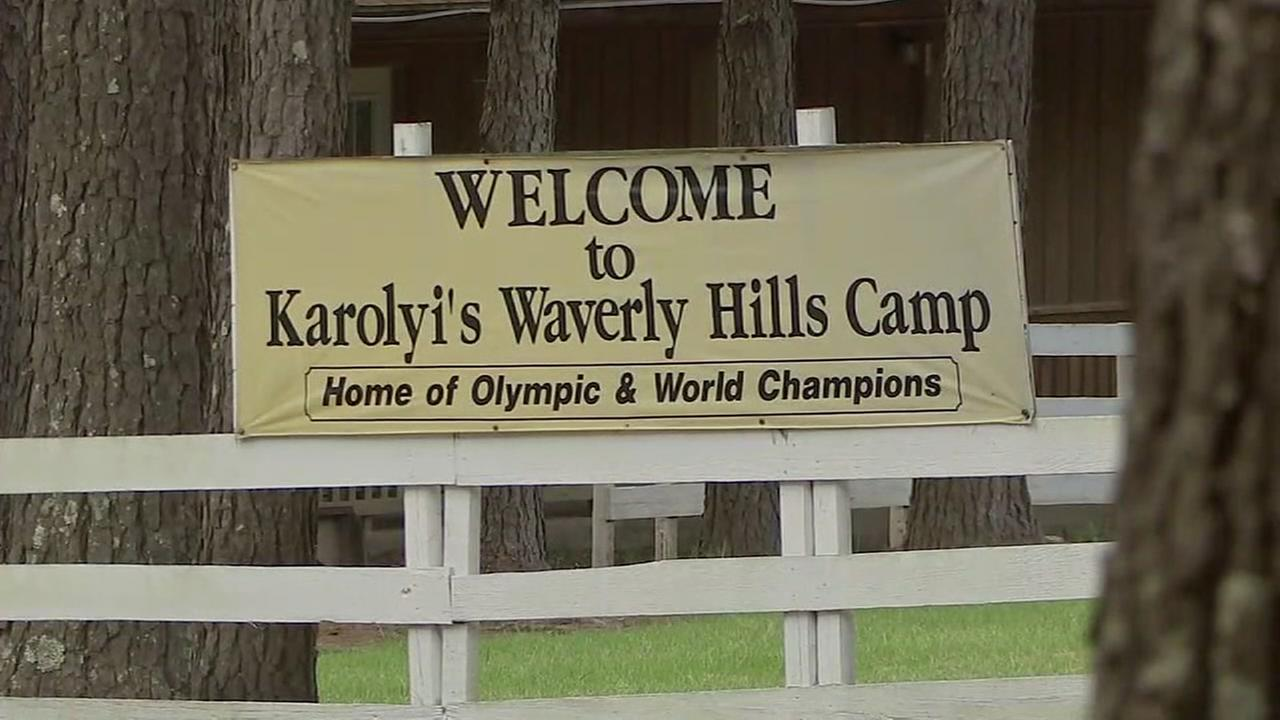 No charges for Karolyis in USA Gymnastics sex scandal
