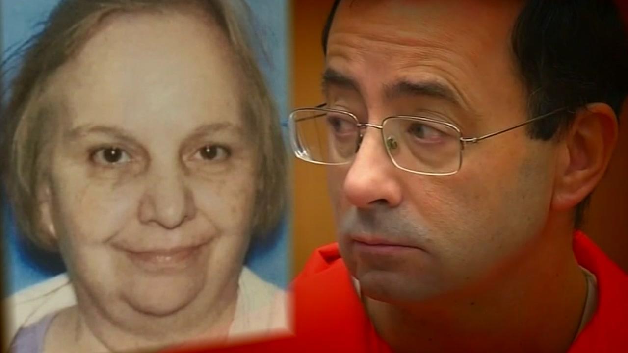 Lawsuit in Larry Nassar case