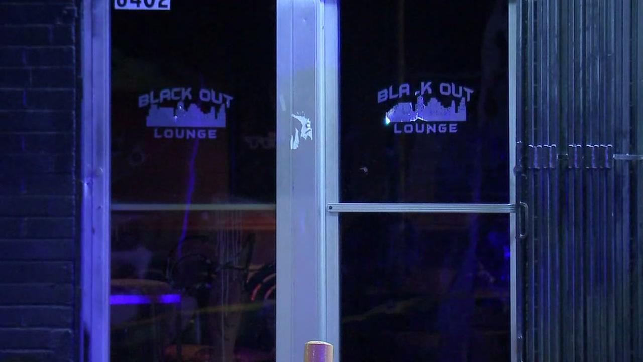 Bar owner shot and killed