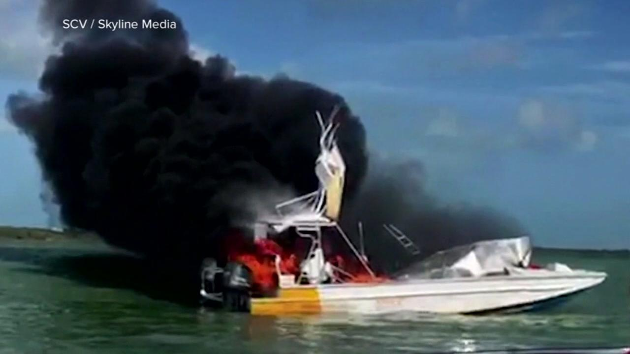 Americans injured in Bahamas tour boat explosion