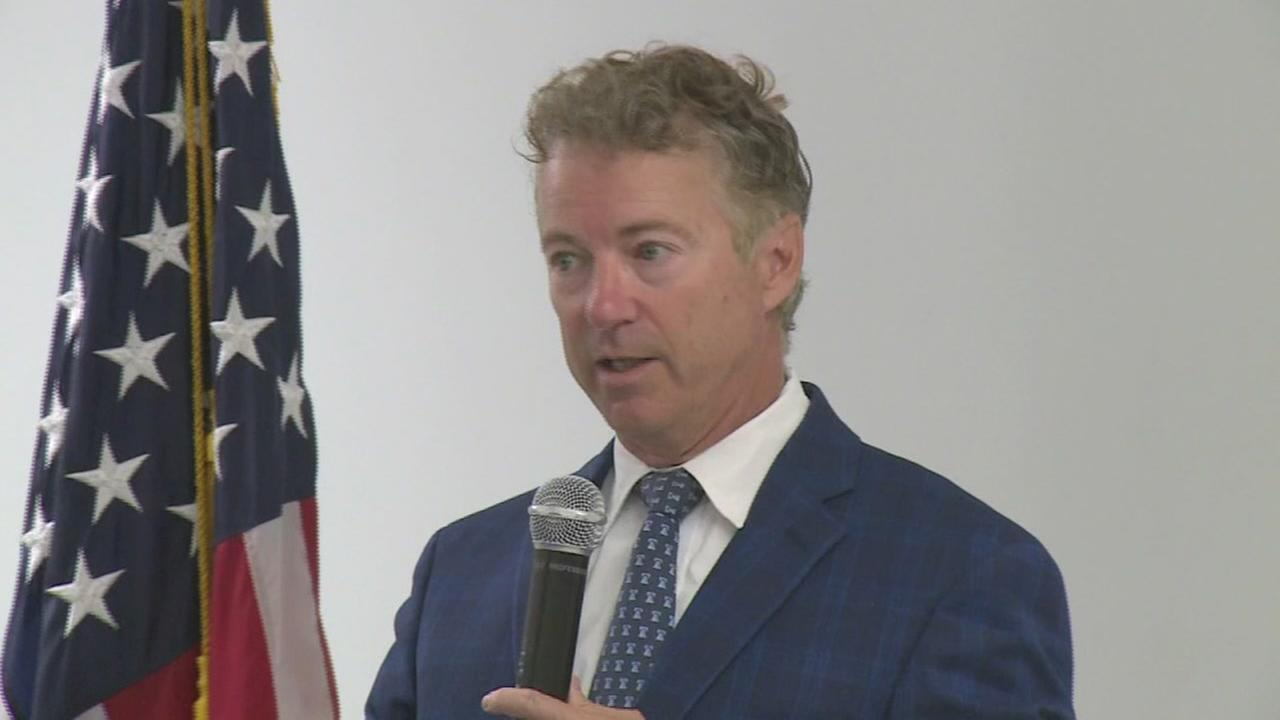 Man allegedly threatens to chop up GOP Sen. Rand Pauls family with ax