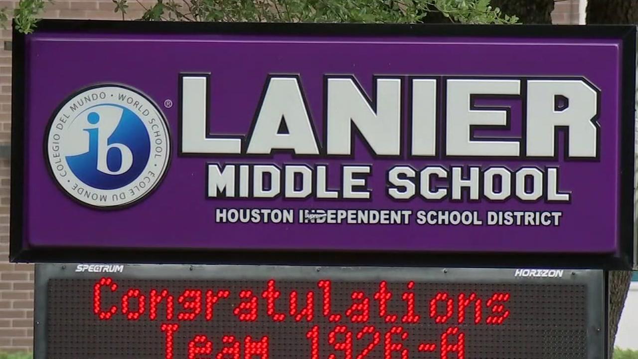 Civil lawsuit claims 22 Lanier Middle School students were strip searched