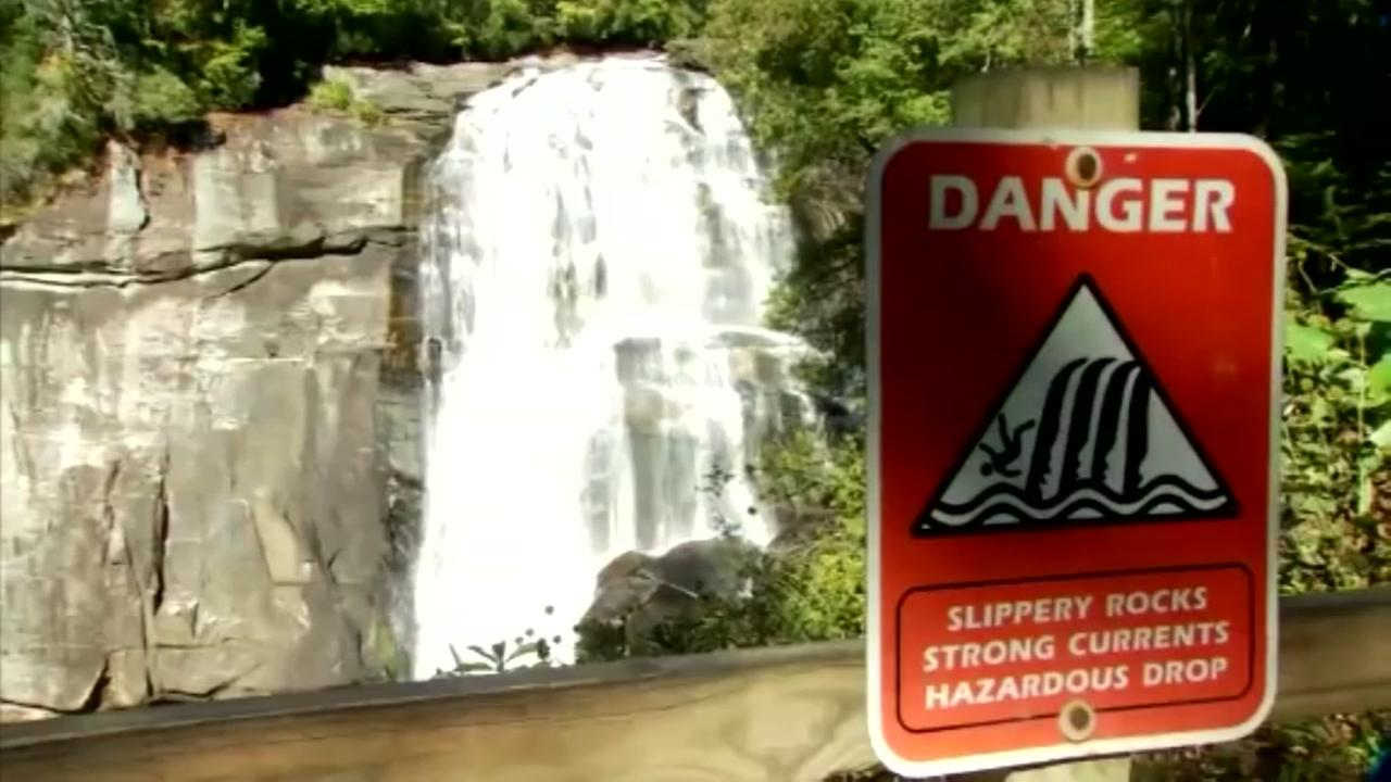 16-year-old died after falling from Transylvania County waterfall
