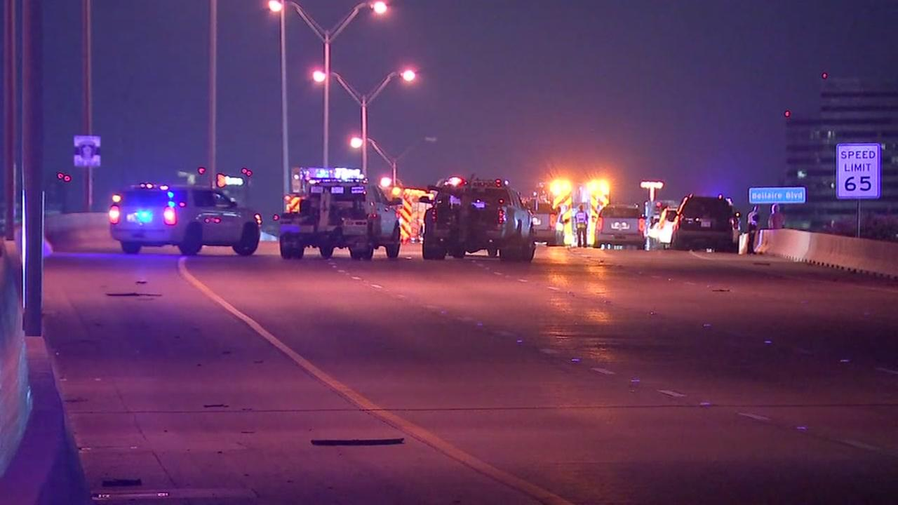 Woman killed, man critically injured in suspected DWI crash