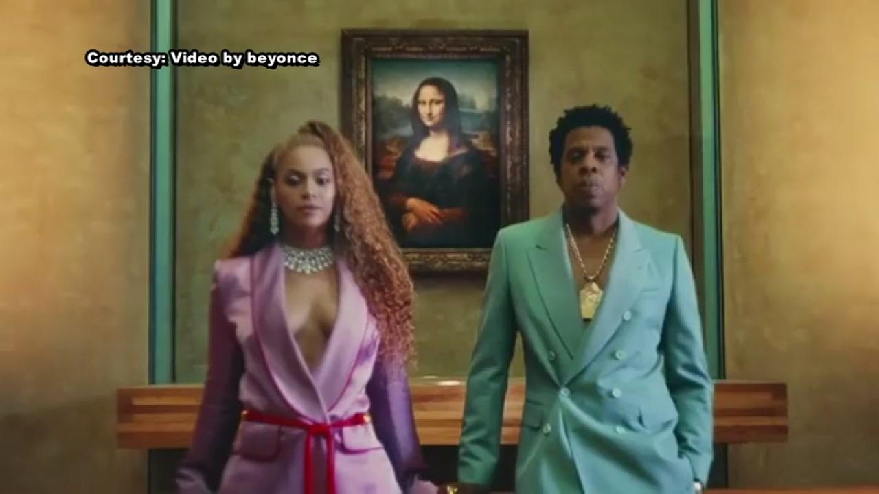 You can now take a Beyonce and Jay Z inspired museum tour