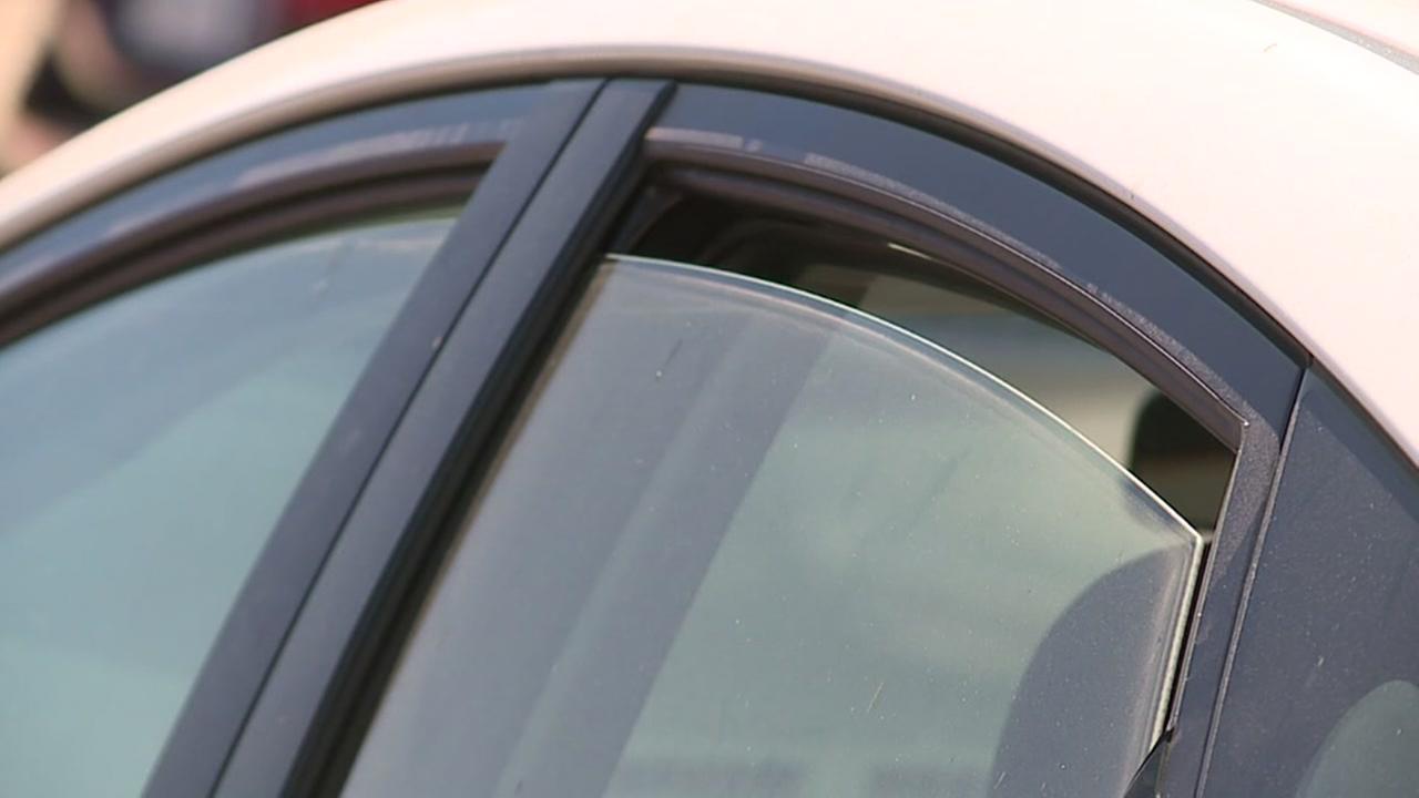 Toddler dies in hot car