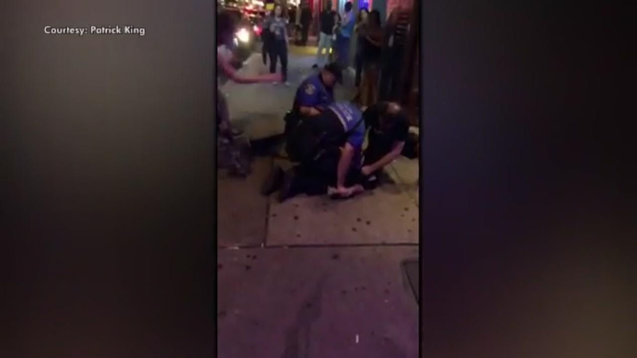 Austin arrest video goes viral