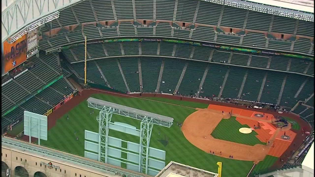 Vote to be determined on Minute Maid Park lease