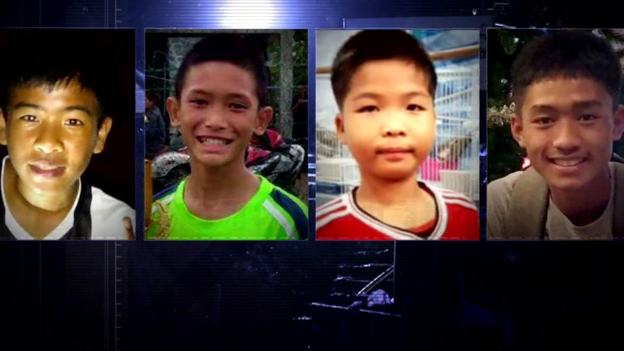 How the Thailand boys trapped in cave took care of themselves during 18-day ordeal
