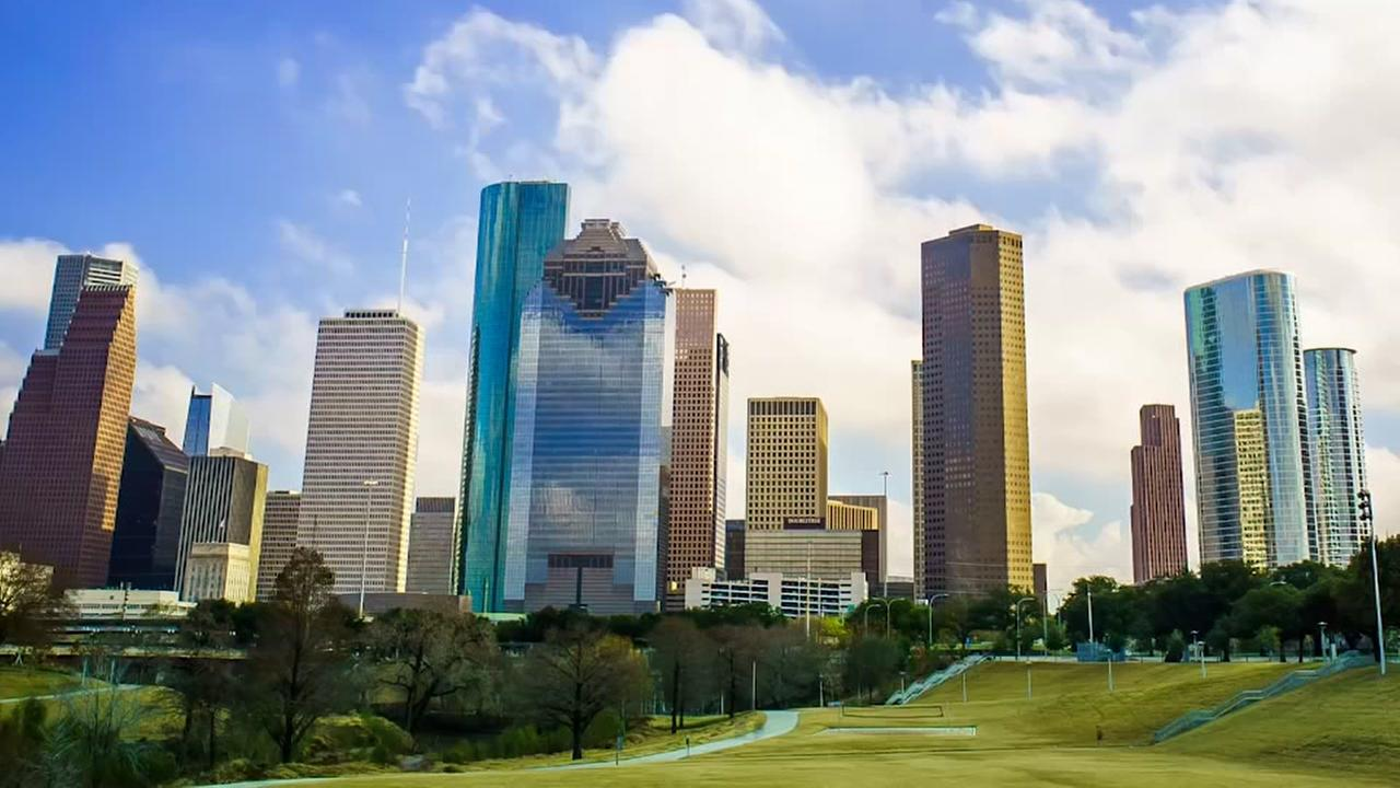 Houston architecture towers over other Texas cities