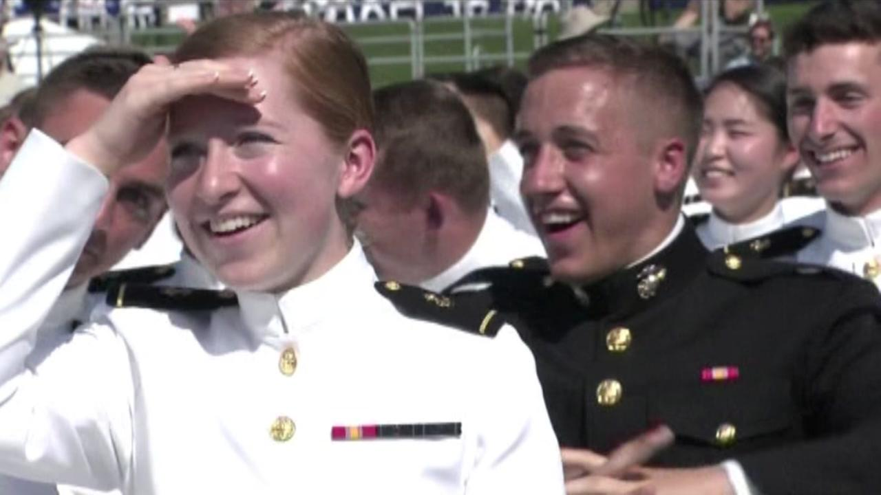 Navy allowing women to wear ponytails and other hairstyles