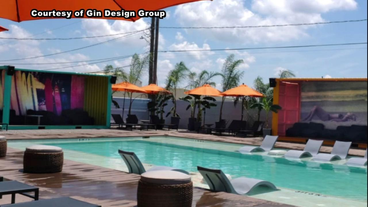 Dive into Houstons highly anticipated pool bar, now open near downtown