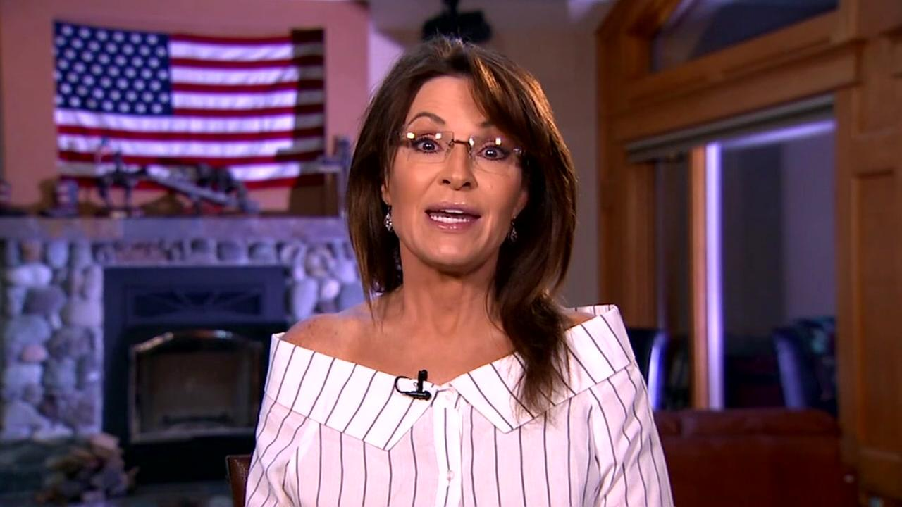 Sarah Palin says Ali G creator duped her