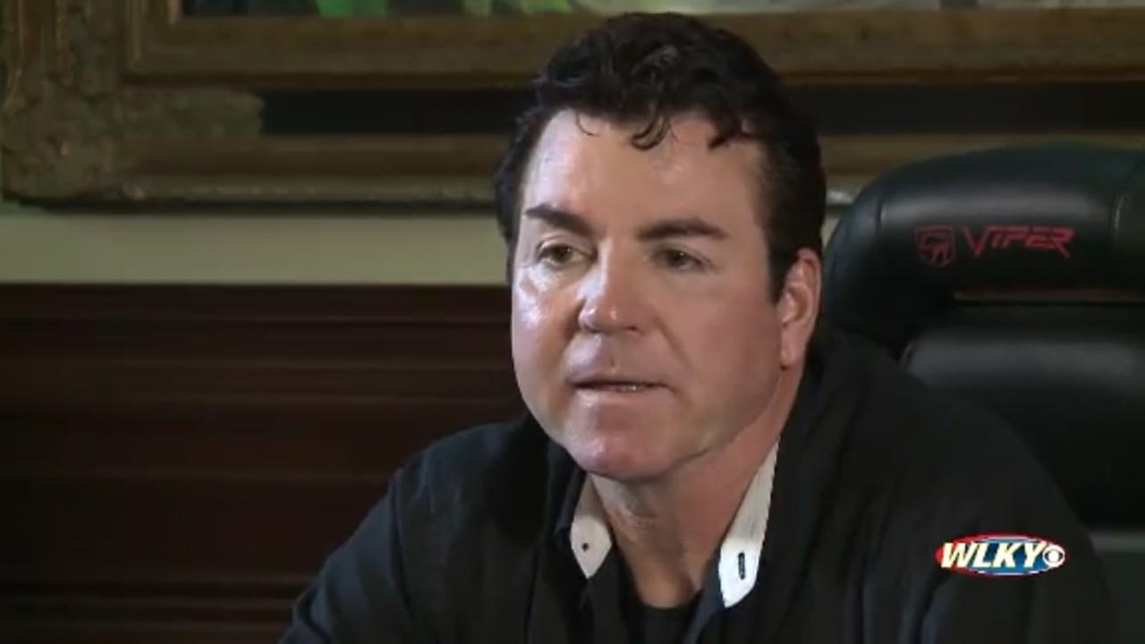 Papa Johns founder apologizes, blames agency