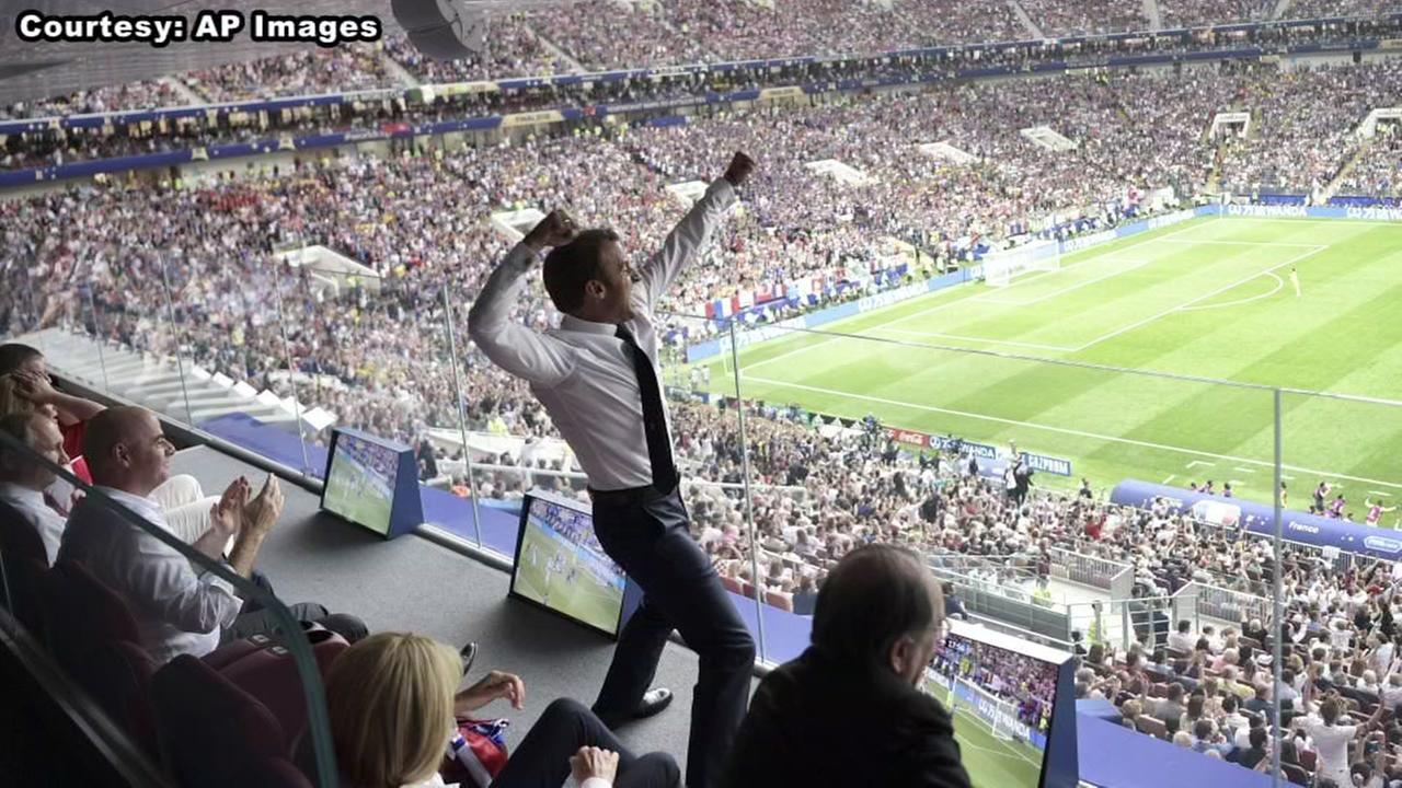 France wins second world cup
