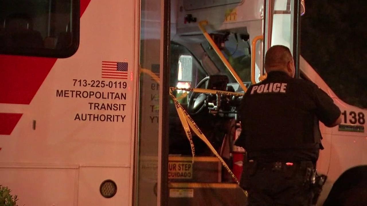 METROLift bus driver shot
