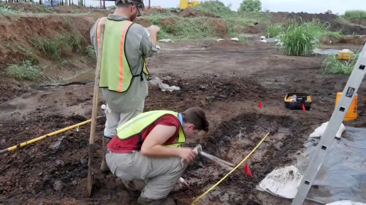 Dozens of bodies discovered at construction site