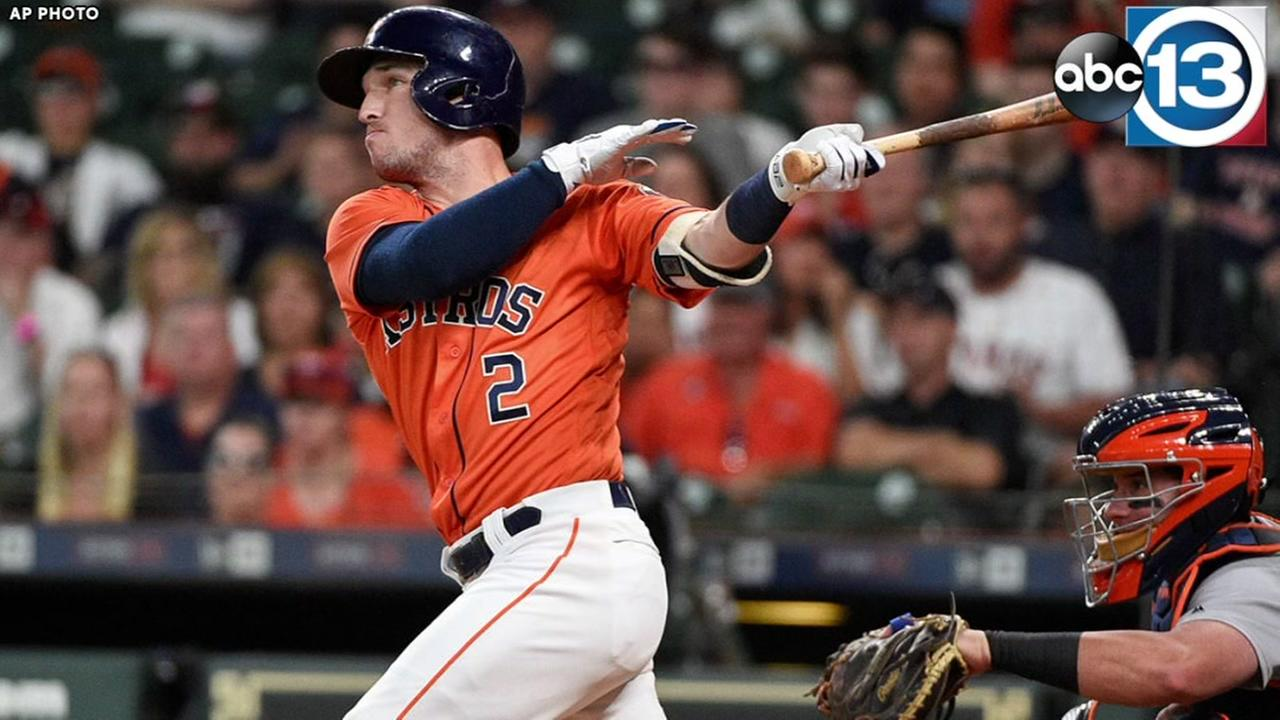 Bregman ready to light up DC at Home Run Derby