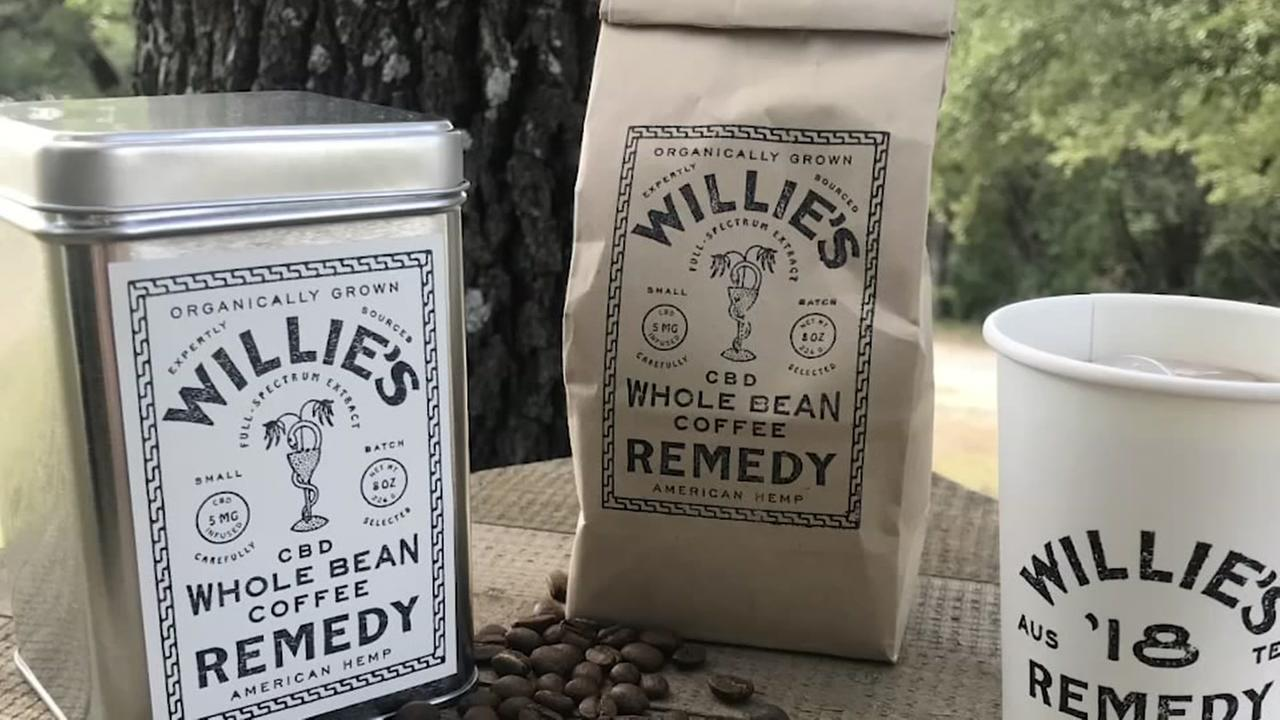 Willie Nelson getting into cannabis coffee business