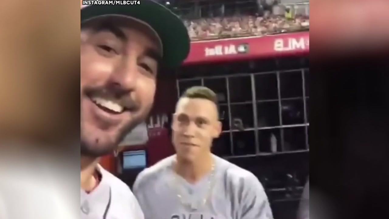 Verlander correctly predicts Aaron Judges All-Star Game homer