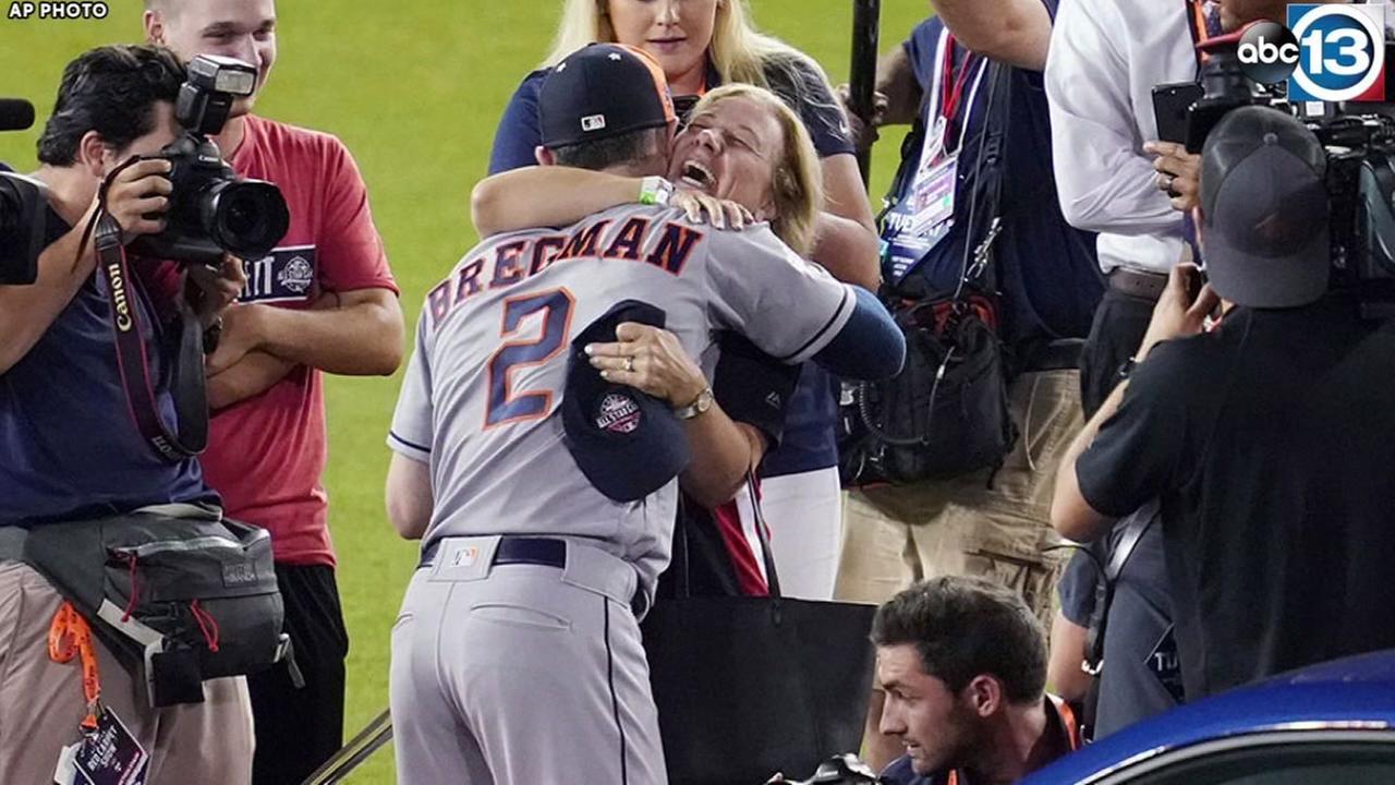 Jackie Bregman speaks on her sons big All-Star Game