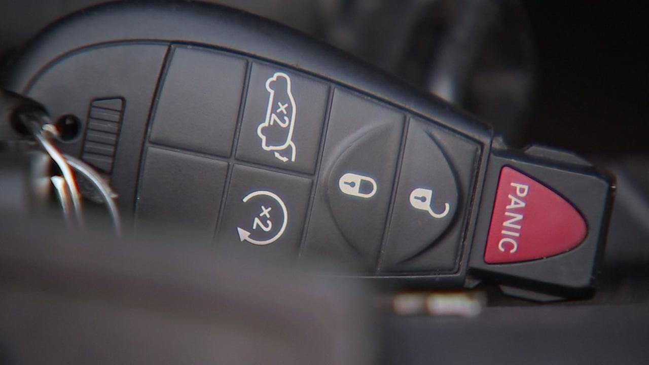 Investigators warn of keyless cars being broken into due to key fob hacking