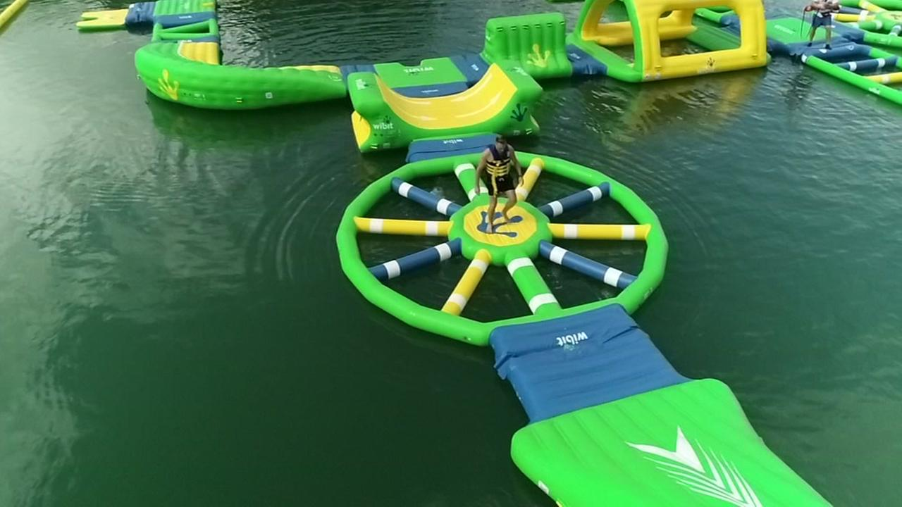 What you need to know about the new floating waterpark in Rosharon