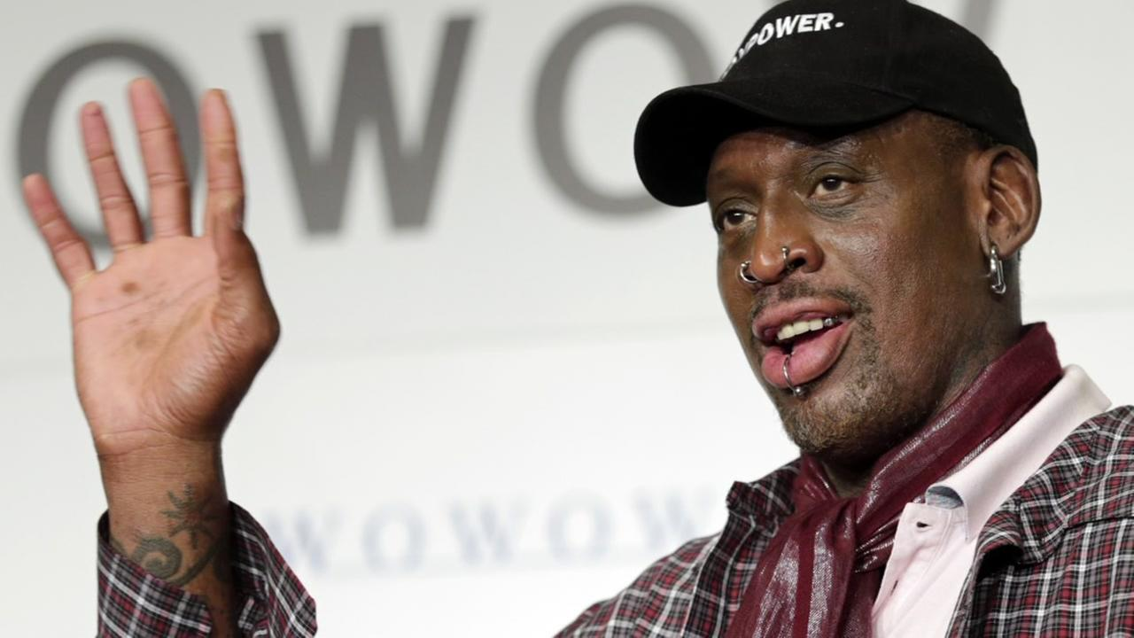 Dennis Rodman to join ticket company in Houston