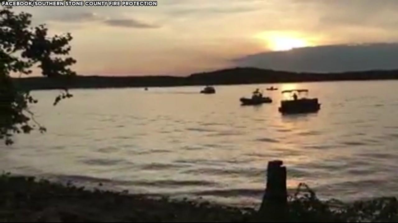 8 dead after duck boat capsizes near Branson, Missouri