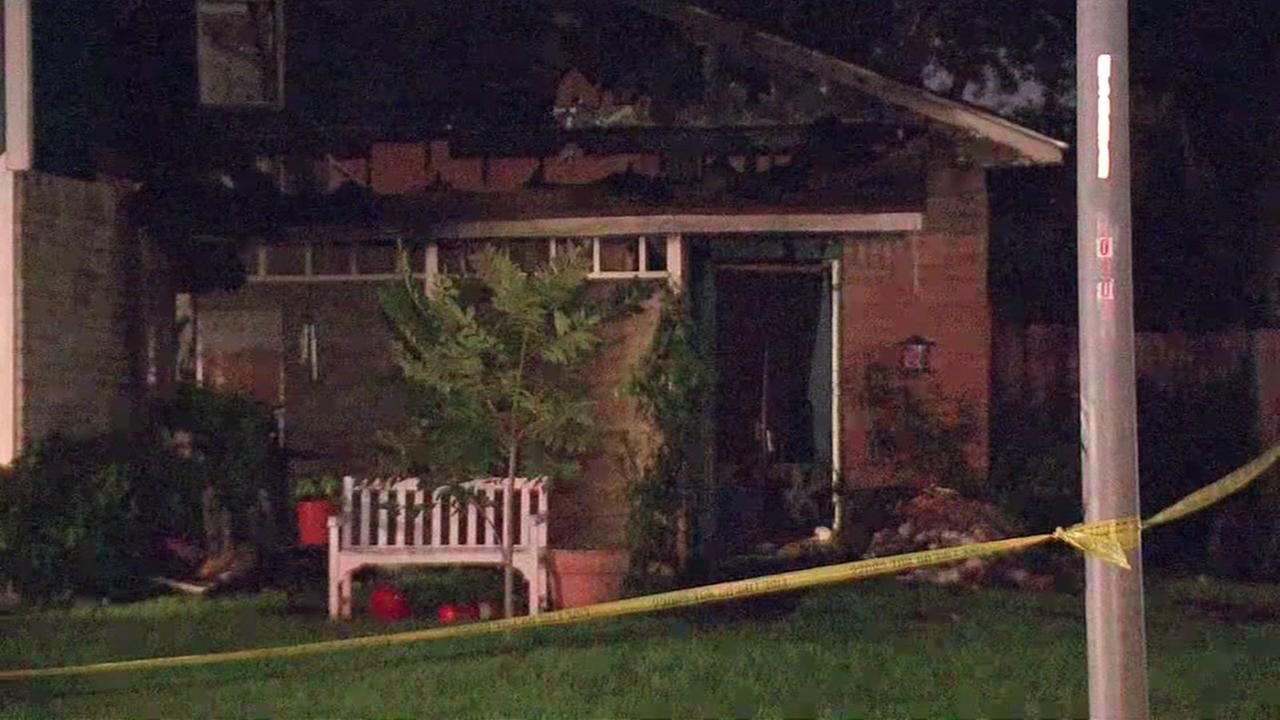 Suspicious fire in Cypress under investigation