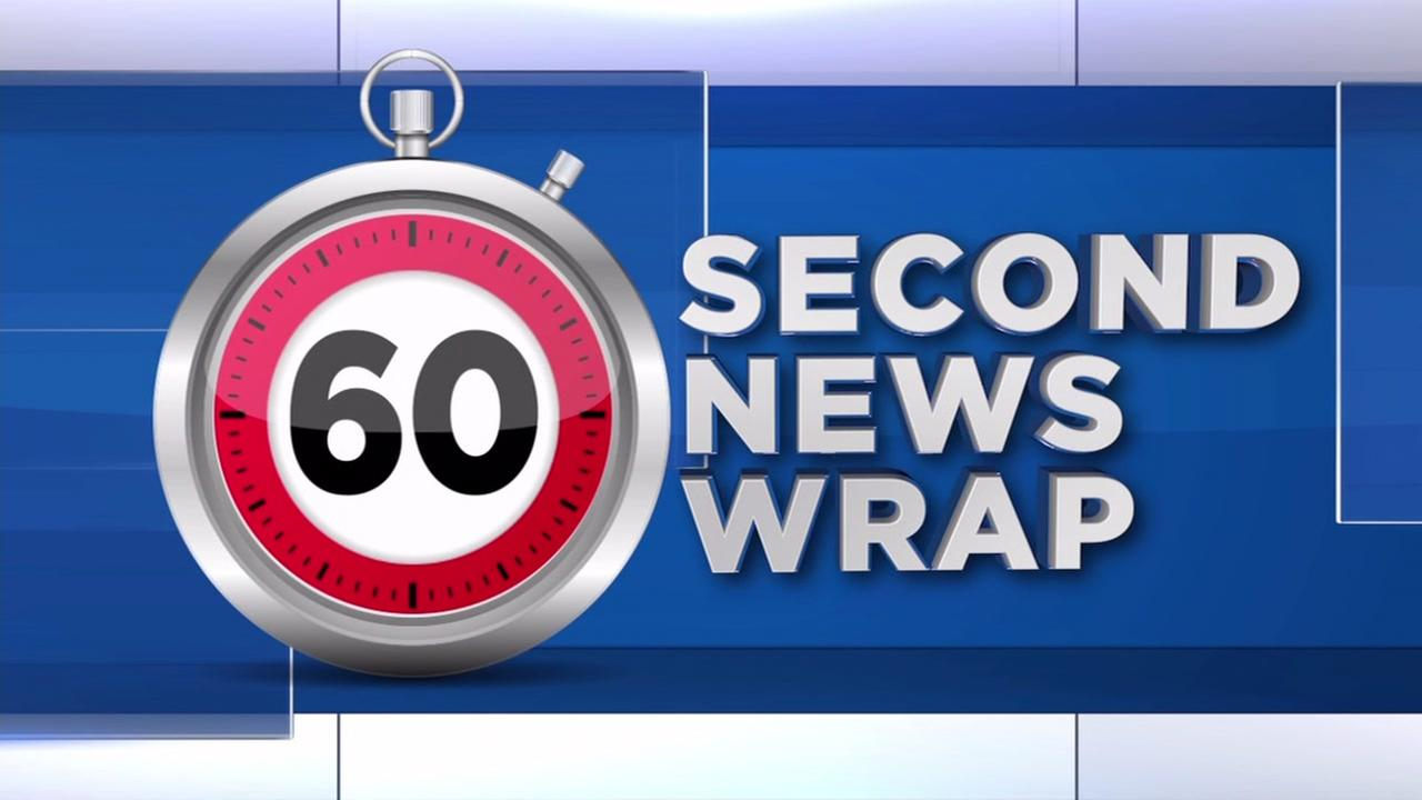 All the news you need in 60 seconds