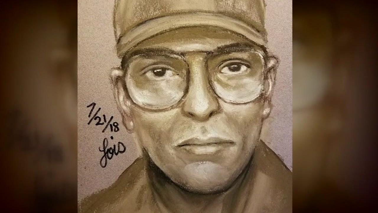 Sketch released of suspect wanted in death of prominent doctor