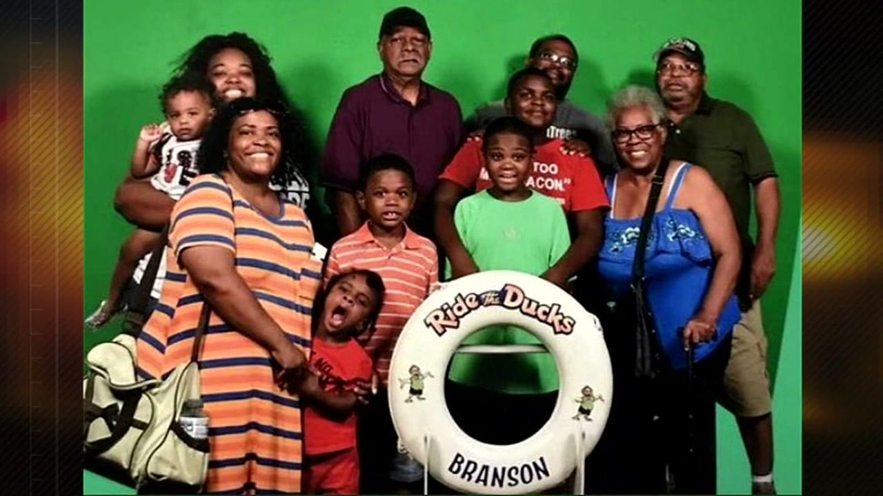Last photo shows family before duck boat accident