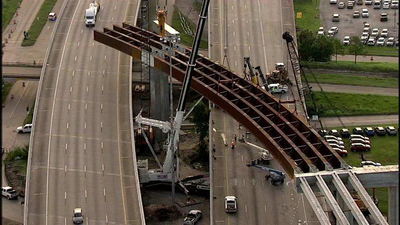 South Loop closed due to construction delay
