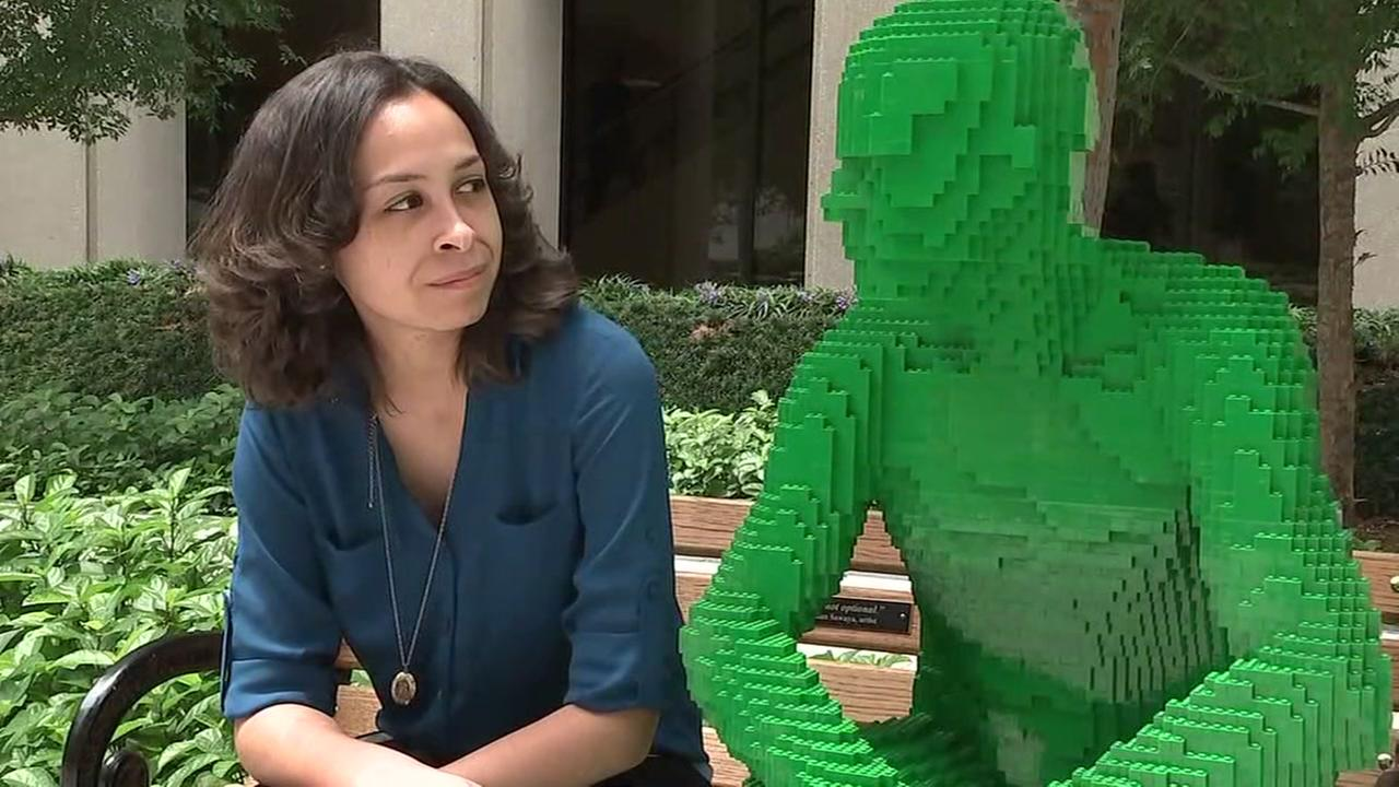 New lego display opens in downtown Houston