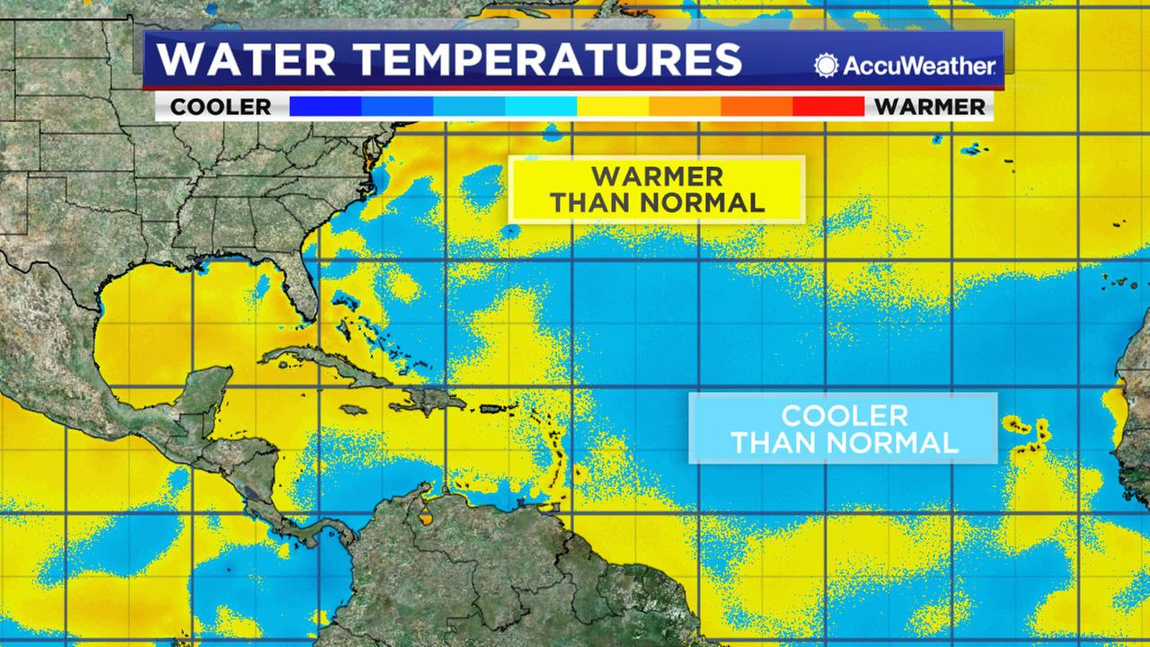 daily tropical update the gulf of mexico is warm but no development expected