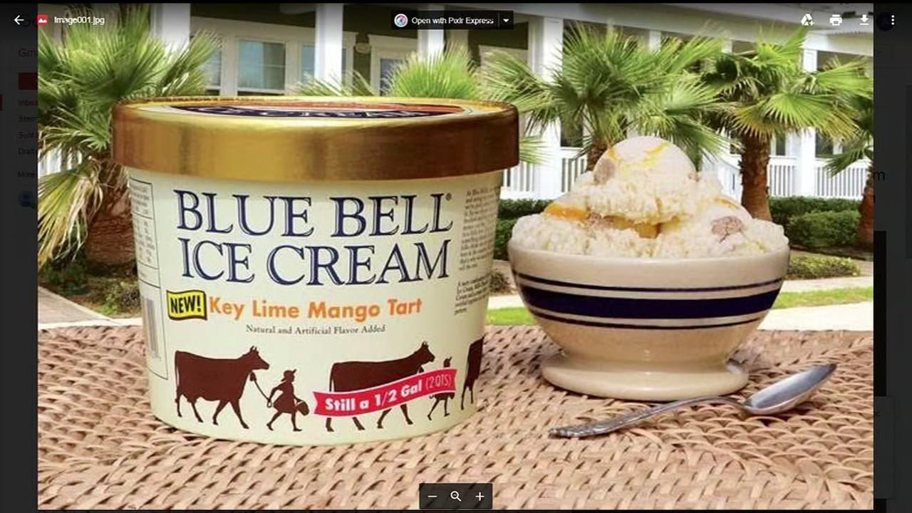 Blue Bell releases new flavor