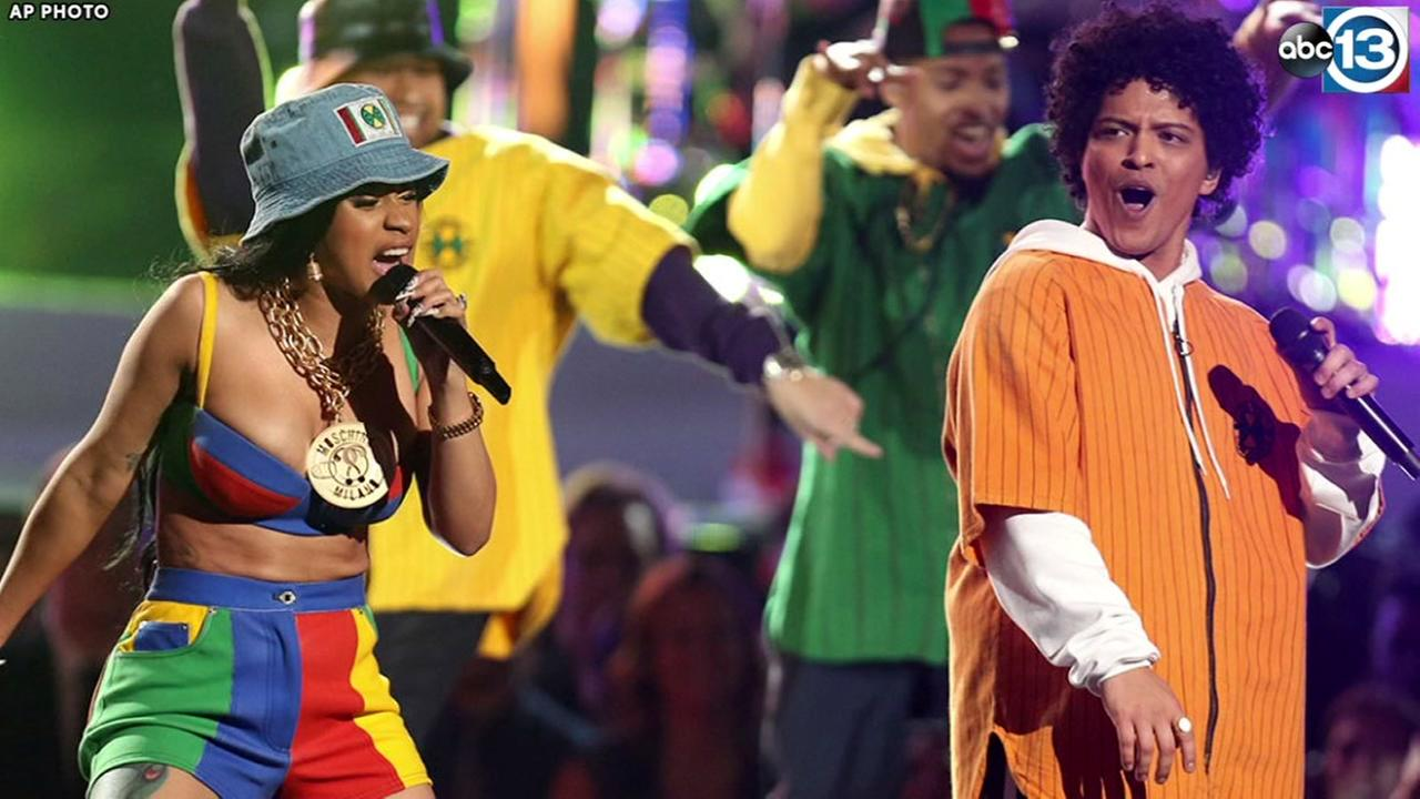 Cardi B pulls out of Bruno Mars tour after giving birth