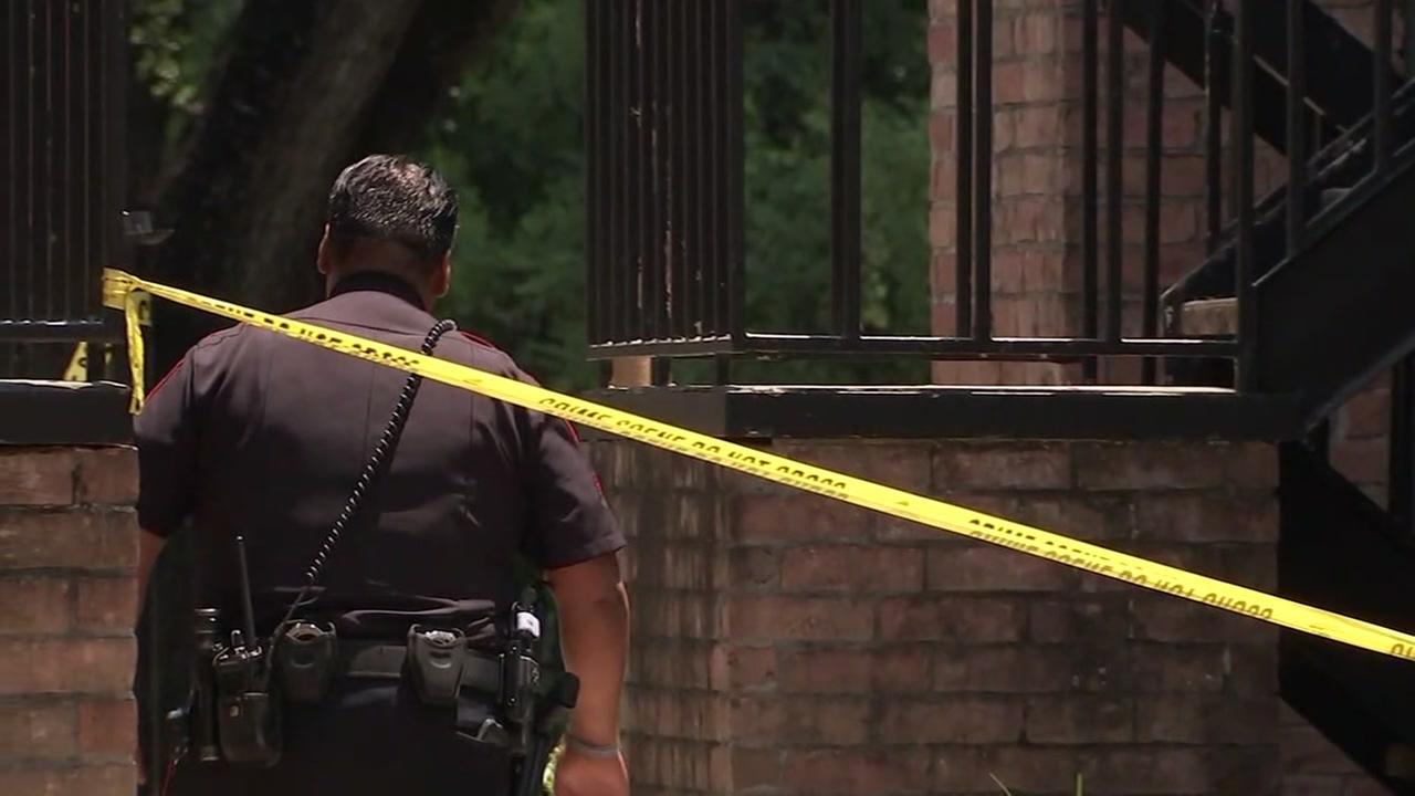 Homicide under investigation at N. Harris Co.