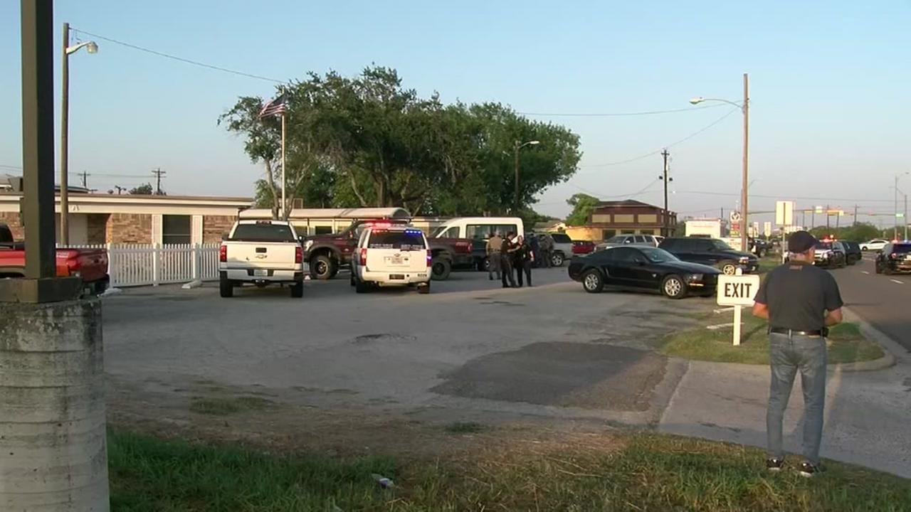 Shootings leave 5 dead in Texas, including 3 at nursing home