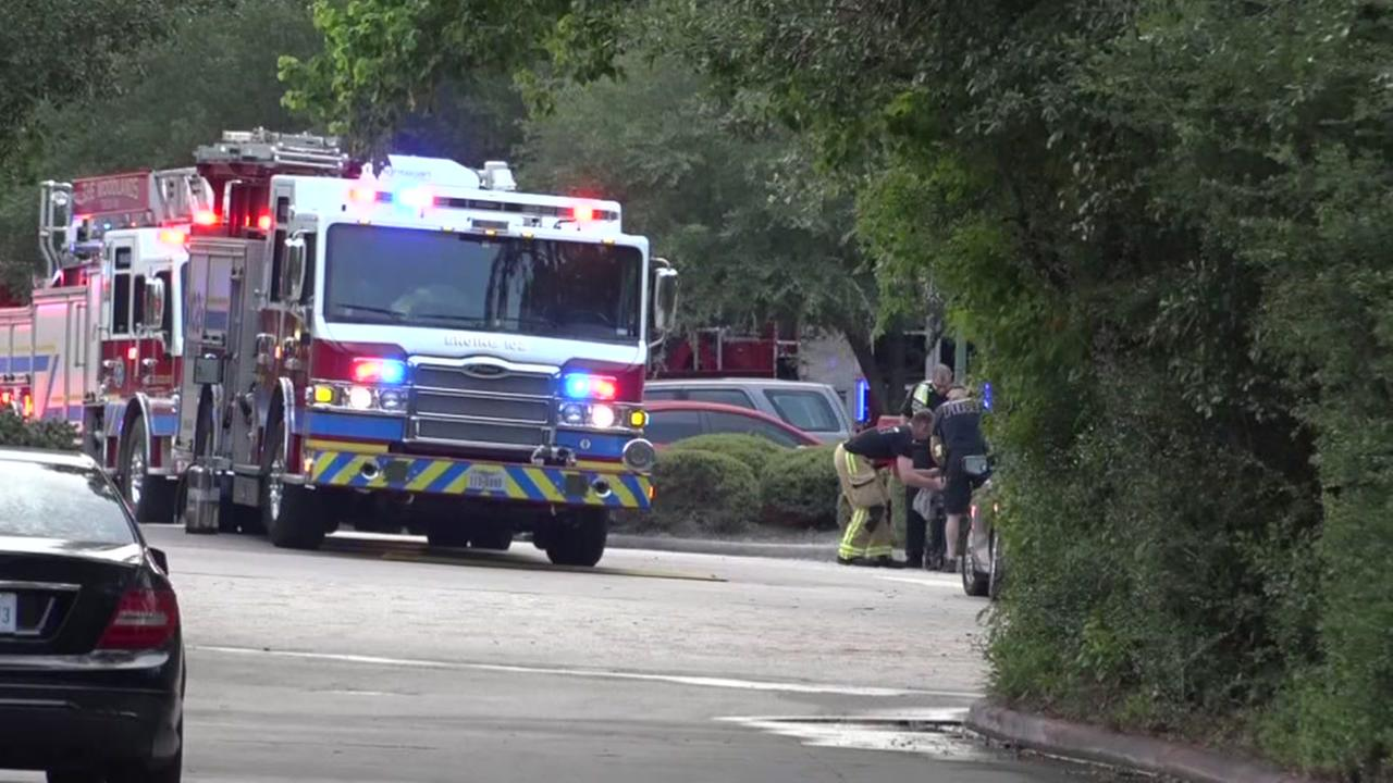 Nursing home residents evacuated after fire
